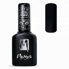 Moyra Foil Polish For Stamping FP 01 Black