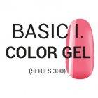 BASIC I. COLOR GEL (series 300) Gekleurde gels 301-363 (basic I.)