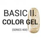BASIC II. COLOR GEL (series 400) Gekleurde gels 400-426 (basic II.)